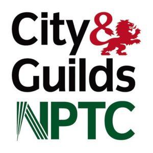 City & Guilds NPTC logo