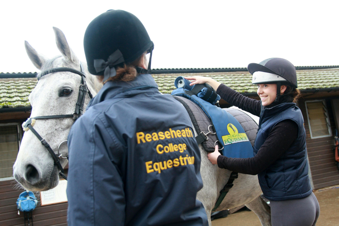 Equine Management at Reaseheath College