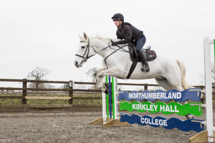 Equestrian at Kirkley Hall